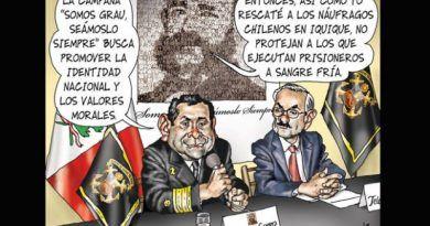 Perú: A propósito de héroes