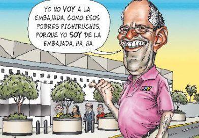 Perú: El dictado de Washington
