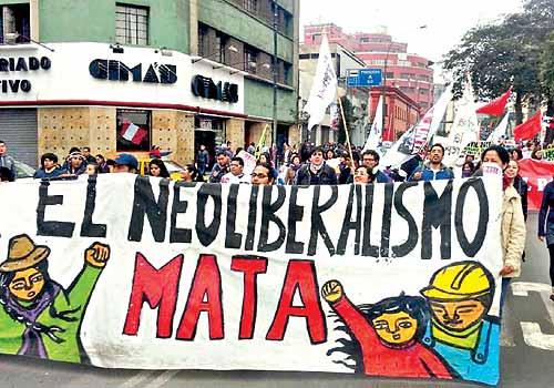 Los peligrosos valores del neoliberalismo
