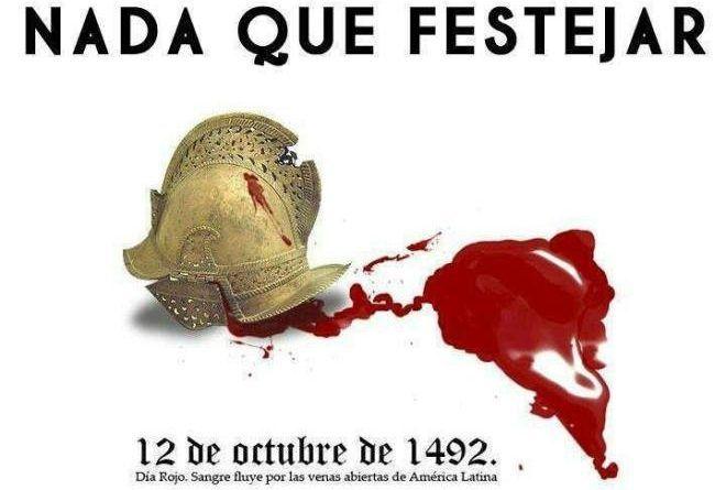 Estados neocoloniales y el 12 de octubre