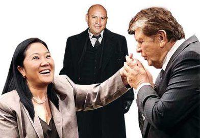 AG y Keiko: Depredadores políticos