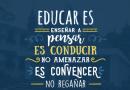 Una educación democrática