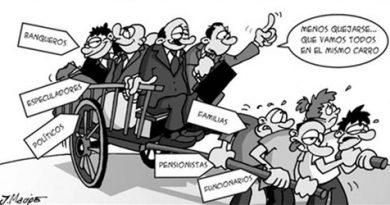 Neoliberalismo y desigualdad, la justificación ideológica