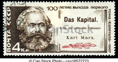 El bicentenario de Marx huele a victoria