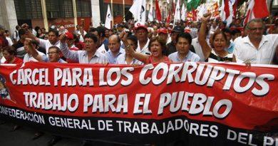 Perú: Sin bajar la guardia
