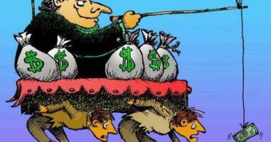 """El capitalismo es un artero """"viejo mañoso"""""""