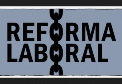 """""""Impulsar esta reforma laboral tendrá un alto costo político y social"""""""