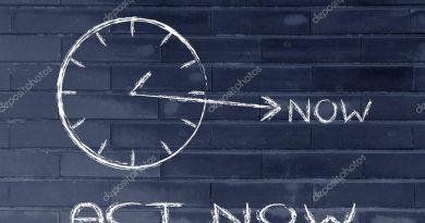 Es el momento de actuar