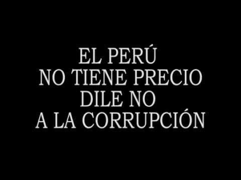 La corrupción es duradera, el tiempo breve