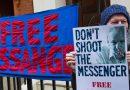 ¡Libertad inmediata para Julian Assange!