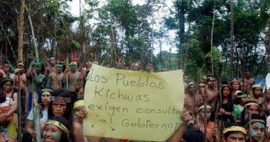 El Valle de Tambo y la Amazonía, son la patria