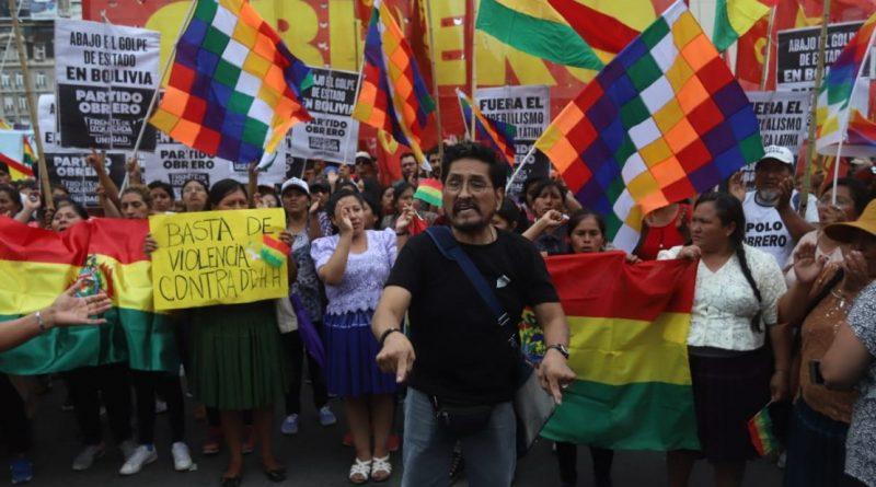Violencia en Bolivia