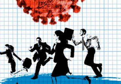 «Capitalismo y coronavirus: 'El Shock es el virus en sí mismo' «