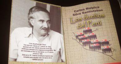Los políticos y dueños del Perú