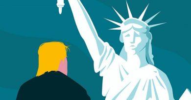 El país donde la libertad es una estatua