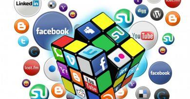 Las redes sociales, nuevo medio dominante