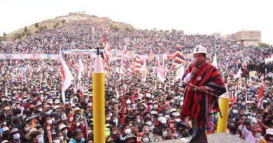 Pedro Castillo presidente del Perú profundo