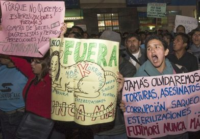 Perú: Gracias, Keiko